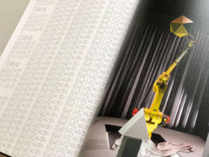 Urland Fotowand Robotarm